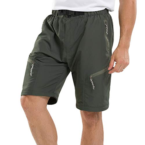 Bsjmlxg Mens Summer Sports Training Bodybuilding Shorts