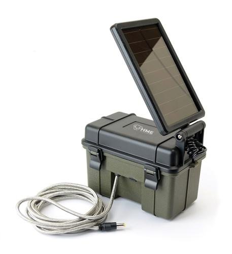 Trail Camera 12v Solar Aux Power Pack - HME Products by HME Products