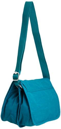 Kipling Turquoise Blue femme Turq Louiza Sacs mode bandoulière 544 pPfHpqw