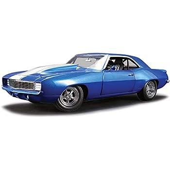 Gmp 18876 1320 Drag Kings 1969 Chevrolet Camaro Diecast Model Car 118