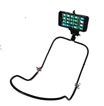 HOLD & DO - Soporte Personal para Teléfono Móvil o SmartPhone. Dispositivo Plegable, Portátil