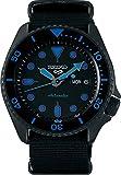 [セイコー] SEIKO 5 腕時計 スポーツ 自動巻き(手巻付き) 海外モデル ブルー/ブラック SRPD81K1 メンズ [逆輸入品]