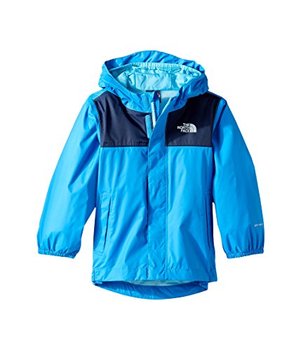 The North Face Little Boys' Toddler Tailout Rain Jacket - clear lake blue, 3t