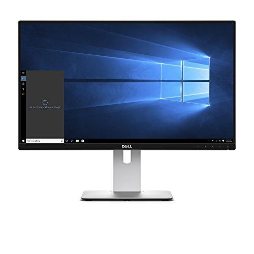 """UltraSharp U2417HWi 24"""" White LED Edge LCD Monitor - 16:9 -"""