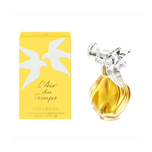 L'Air Du Temps By Nina Ricci For Women. Eau De Parfum Spray 1.7 Oz. (Packaging may Vary)