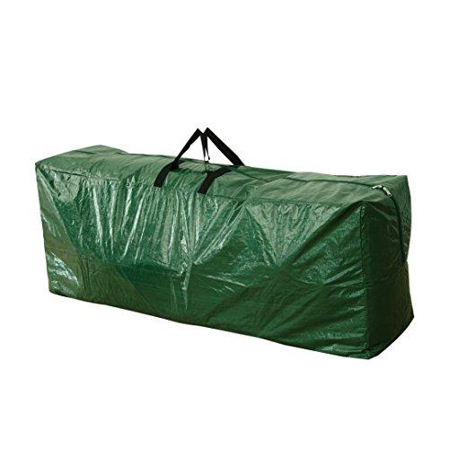 Chaise Cushion Storage Bags (CASUN GARDEN Water Resistant, Rectangular, Protective, Zippered Patio Cushion Storage Bag, 49