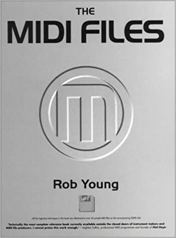 Amazon com: The Midi Files (9780132624039): Rob Young: Books