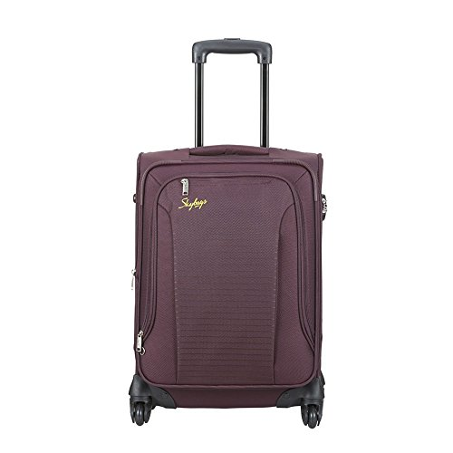 Skybags Footloose Napier 56 cms Raisin Softsided Carry-On (STNPW56ERRN)