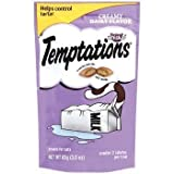 Whiskas Temptations Creamy Dairy Cat Treats 3oz (Pack of 3)