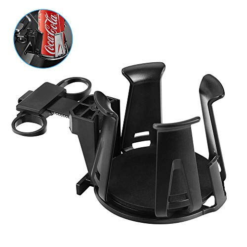 Accmor Car Cup Holder, Adjustable Cup Drink Holder, Automotive Cup Holder, Car Drink Stand, Air Vent Mount for Vehicle Automobile, Tools Free