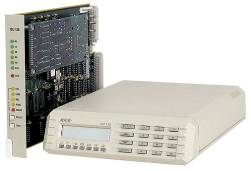 ADTRAN ISU 128 (U Interface) Standalone ISDN Bri -