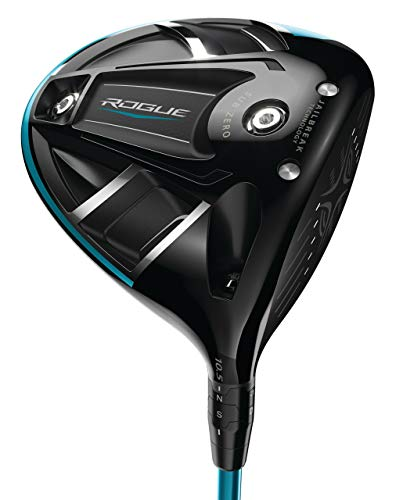 Callaway Rogue SZ Driver, 10.5°, Graphite, Stiff (Renewed)