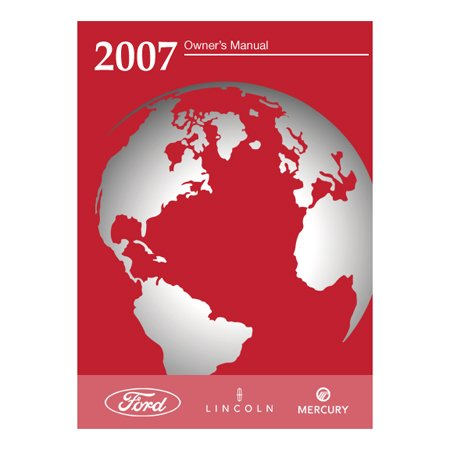 2006 ford fusion owners manual in pdf