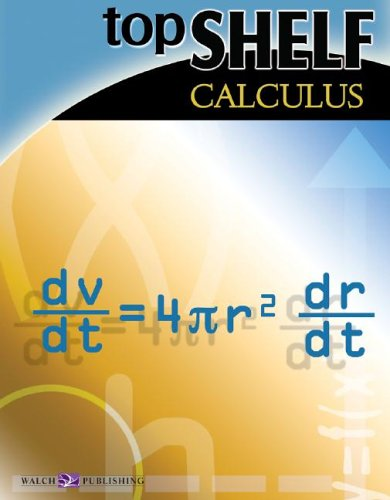 Top shelf: Calculus
