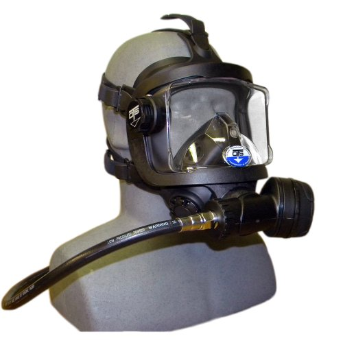 OTS Guardian Full Face Mask For Scuba Divers
