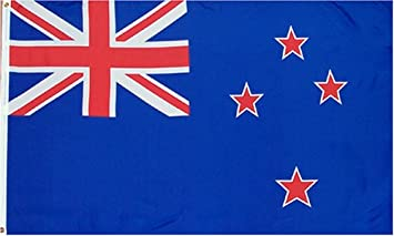 Amazoncom Ft X Ft New Zealand Flag Polyester Online - New zealand flags