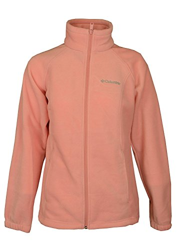 Columbia Womens Sawyer Rapids 2.0 Fleece Jacket, Medium, (Full Zip Water)