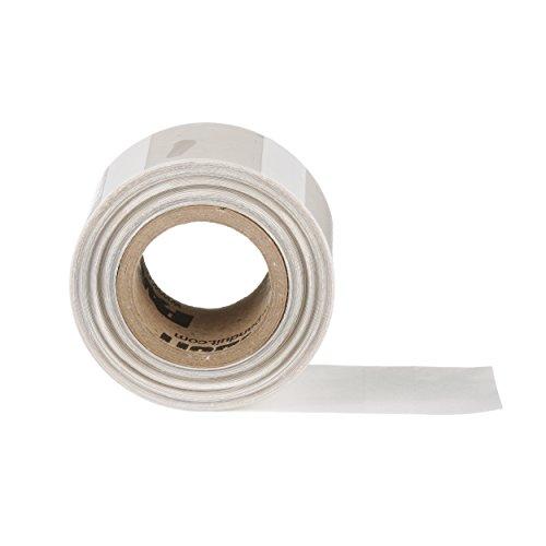 Cassette Panduit Label (Panduit S100X125VAFY Vinyl Self-Laminated Label, White)