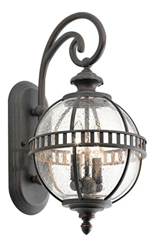 X-large Outdoor Wall Fixture - 6