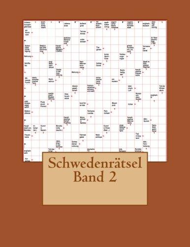 Schwedenratsel Band 2  [Schwedenratsel] (Tapa Blanda)