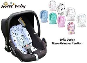 Sweet Baby ** SOFTY DESIGN ** Reductor para silla de bebé ...