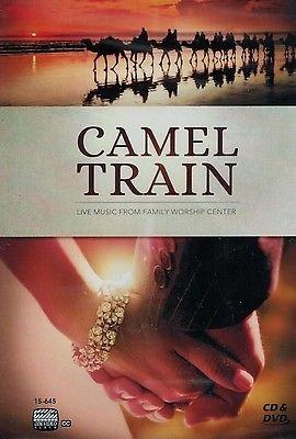 Camel Train DVD/CD