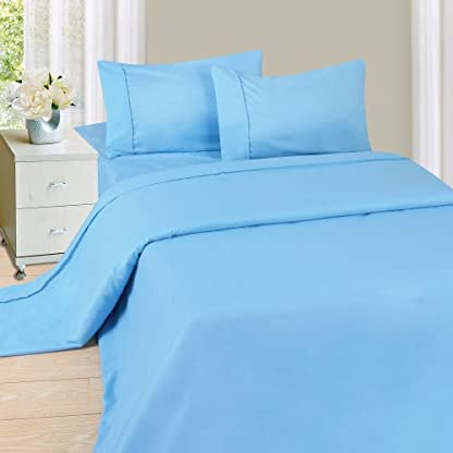 Lavish-Home-1200-3-Piece-Sheet-Set-Twin-Blue