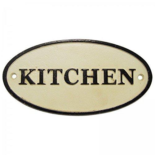 Retro Cocina Cartel Hierro Kitchen Cocina Nostalgie estilo ...