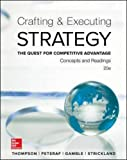 img - for Crafting and Executing Strategy: Concepts and Readings (Irwin Management) book / textbook / text book
