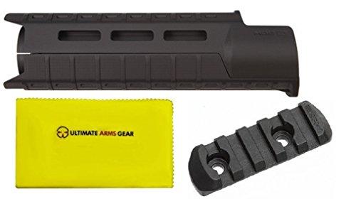 Magpul MAG538 MAG 538 MOE Black + MAG406 MAG 406 MOE Black + Ultimate Arms Gear Gun Silicone Cloth