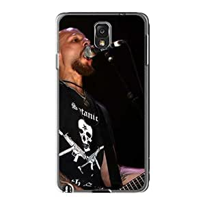 Scratch Resistant Hard Phone Covers For Samsung Galaxy Note3 (Nsb17688dKKm) Customized Beautiful Dissection Band Pictures