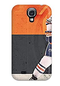 Best 5041585K481432614 edmonton oilers (43) NHL Sports & Colleges fashionable Samsung Galaxy S4 cases