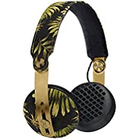 House of Marley EM-JH111-PM Rise BT Wireless On-Ear Headphones in Palm