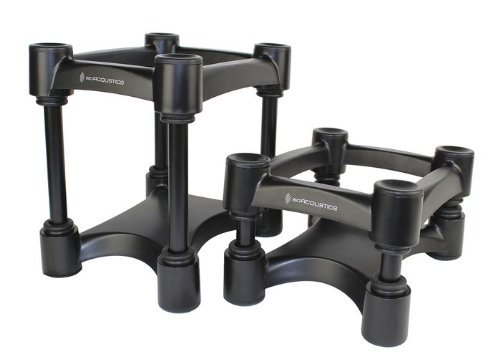 IsoAcoustics ISO-L8R200 Large Acoustic Isolation Stands (pair)