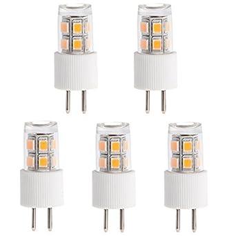 HERO-LED T3 G5.3 LED – Bombilla halógena, 2 W, 15