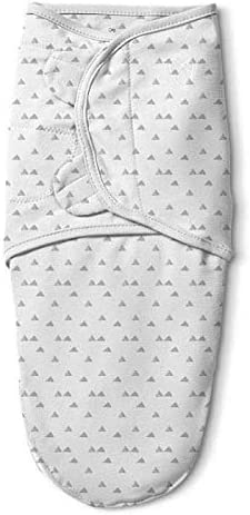 3 m 0,5 TOG Triangle gris 1 pack Summer Baby SwaddleMe Luxe
