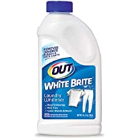 White Brite lavandería whitener-1Libra 6onzas. -laundry aditivo y Booster, 1