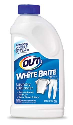 - White Brite WB30N WHITE BRITE 28 oz. Bottle Laundry Whitener
