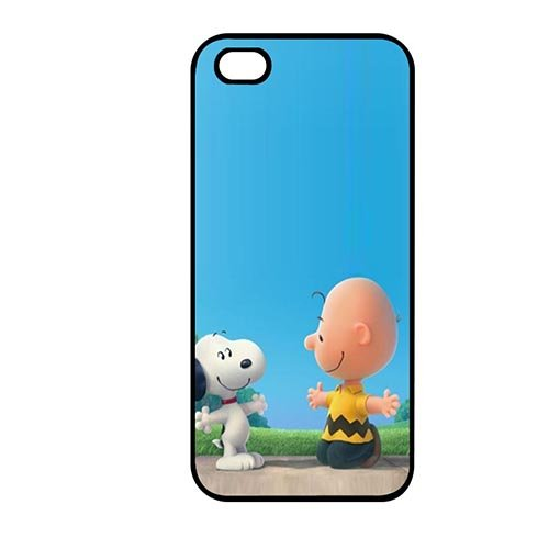 Coque,Protective Shell Cover Kawaii Coque iphone SE & Coque iphone 5 & Coque iphone 5S Case Cover Cover Casing(Snoopy Birthday)