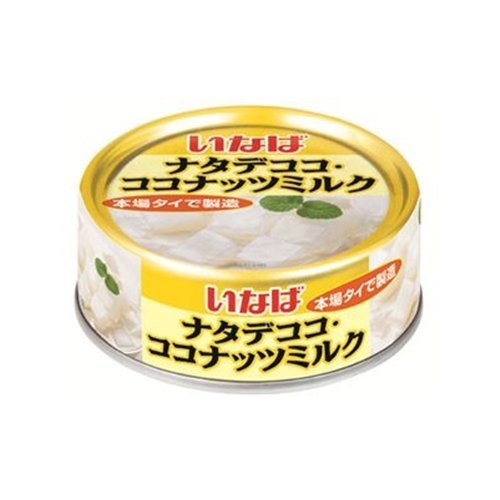 Inaba 125g nata de coco leche de coco enlatada: Amazon.es: Alimentación y bebidas