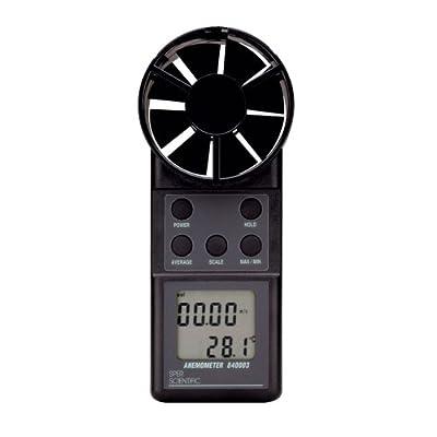 Sper Scientific 840003 Anemometer/Thermometer