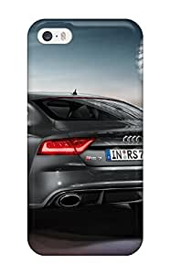 Tpu Carole Shockproof Scratcheproof Audi Rs7 32 Hard Case Cover For Iphone 5/5s