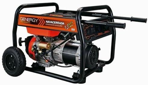 Ceys - Generador Navacerrada 5.5Kw 2013012: Amazon.es: Bricolaje y herramientas