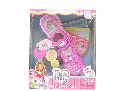 Amazon.com: My Little Pony ring-a Pony – La celda teléfono ...