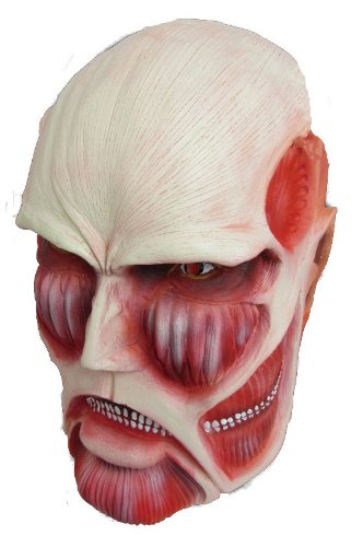 Attack on Titan Colossal Titan Rubber Mask by Movic