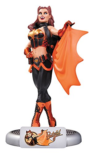 DC Collectibles Comics Bombshells Halloween Batgirl Statue