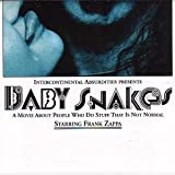 Baby Snakes by Frank Zappa (2002-05-29)