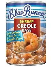 Blue Runner Shrimp Creole Base (THREE 25-ounce cans)