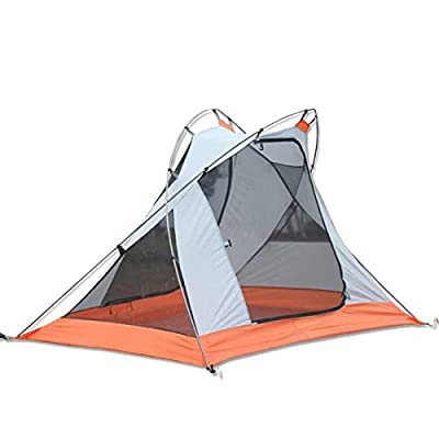 RT 1-Person Backpacking Instant Waterproof Outdoor Tent: Garden & Outdoor