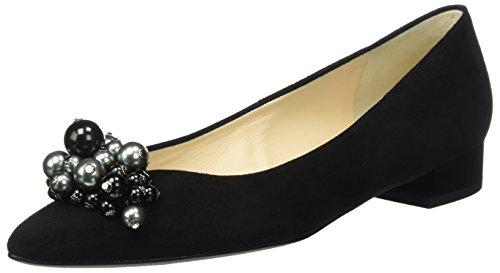 Högl Mujer schwarz Zapatos 4 Tacón De Negro 2022 Para 0100 10 rqBvf8wr
